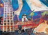 Playmobil Clicks Piratas 4 Pintura Original Hecha A Mano
