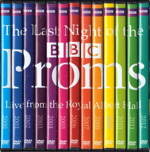 2000-2012 (13 DVDs)