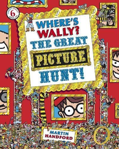 Where's Wally? The Great Picture Hunt por Martin Handford