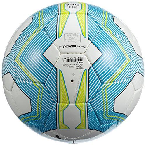 Puma Leichtball Fußball evoPower Lite 3 350g Gr.4+5 082558 Fussball Jugendball Fußball