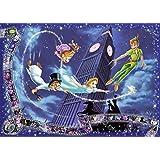 Ravensburger - 19743 - Puzzle - 1000 Pièces - Peter Pan - Disney