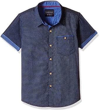Cherokee Boys' Shirt (267983801_Navy_13-14 years)