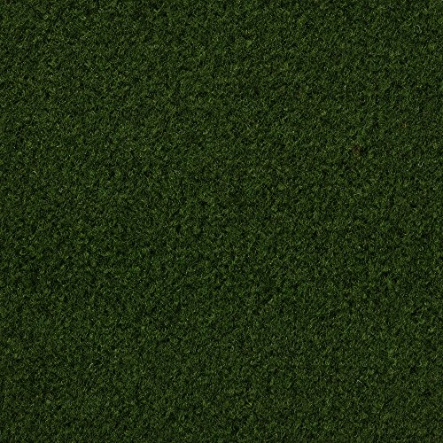 Kunstrasen Rasenteppich mit Noppen | Höhe ca. 7,5mm | 133, 200 und 400 cm Breite | hell-grün | Meterware, verschiedene Größen | Größe: 7 x 4 m
