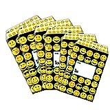 JILLSON Roberts Katzentoilette Tyvek Gepolsterte Versandtasche Versand Umschläge erhältlich in 8verschiedenen Sortimenten, mittel Motive sortiert Verschiedene Größen Emojis