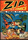 Zip Comics v1 #17 (English Edition)