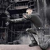 Funtress chasse Tir à l'arc Takedown pêche Arc long arc 30lbs arc droitier Dessine...