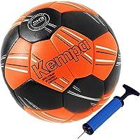 Kempa Handball Top Spiel und Trainingsball DHB IHF Logo orange super griffig