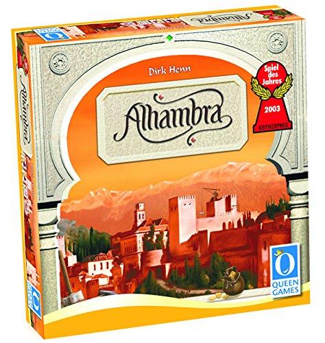 Preisvergleich Produktbild Der Palast von Alhambra. Spiel des Jahres 2003. Für 2-6 Spieler ab 8 Jahren.