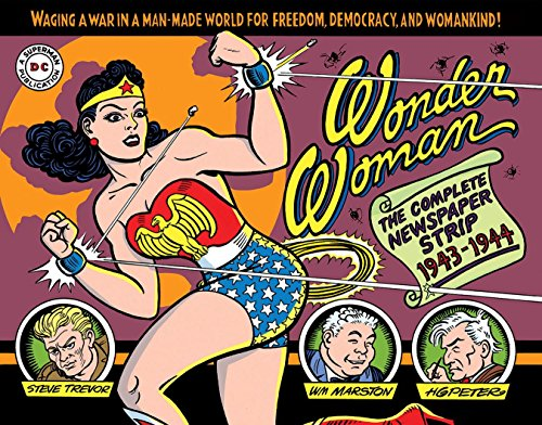 Wonder Woman: The Complete Newspaper Comics