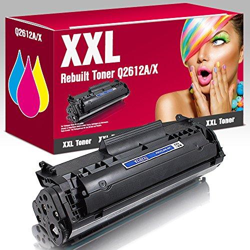 ms-point® Kompatibler Toner ersetzt HP Q2612A und Canon EP-703 für HP Laserjet...