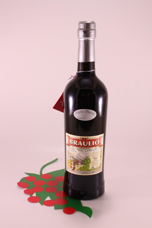 Amaro Braulio Riserva Speciale Millesimata 24,7 % 0,70 lt. Aperitiv / Bitter