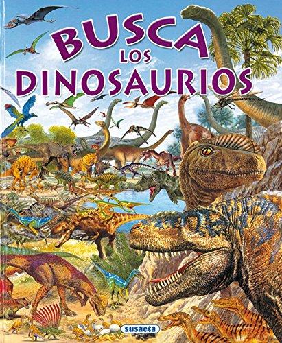 Busca Dinosaurios por Susaeta Ediciones S A