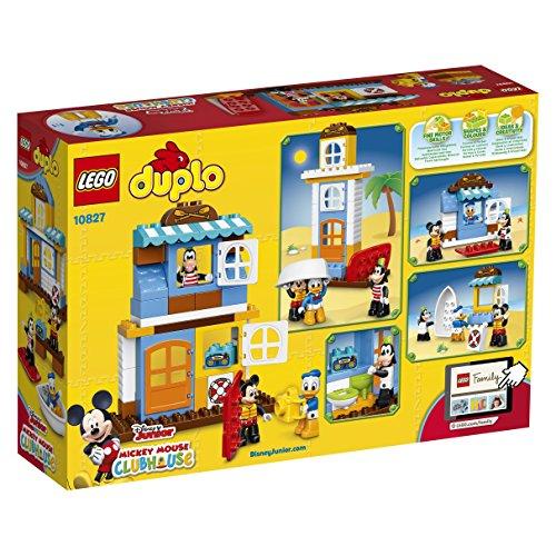 LEGO Duplo - Casa en la playa de Mickey y sus amigos (10827)