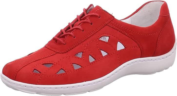 Waldläufer Henni, rot(rot), Gr. 3½: : Schuhe
