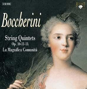 Boccherini: String Quintets Op 10 & 11 & 13 by Brilliant Classics (2011-08-30)