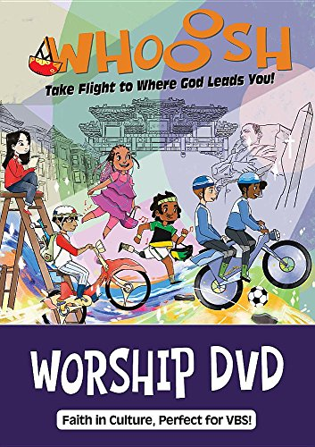 Vacation Bible School (Vbs) 2019 Whooosh Worship DVD: Take Flight to Where God Leads You!