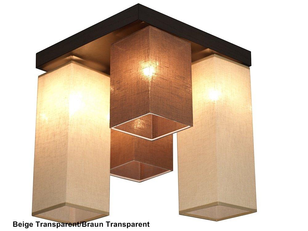 deckenlampe deckenleuchte leuchte murcja 026d holz. Black Bedroom Furniture Sets. Home Design Ideas
