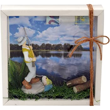 Amazon De Zauberdeko Geldgeschenk Verpackung Angeln Fischen Mann