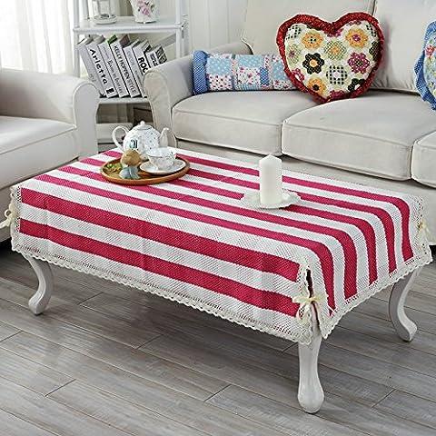 Tea table mat, table cloth, table cloth, round table cloth,