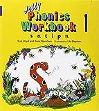 Jolly Phonics Workbook 1: s, a, t, i, p, n