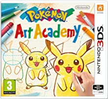 Pokémon Art Academy (Nintendo 3Ds) [Importación Inglesa]