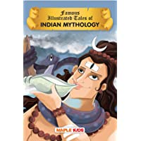 Indian Mythology (Illustrated) - Ramayana and Mahabharata - for children