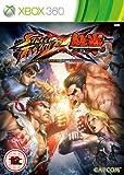 [UK-Import]Street Fighter X Tekken Game XBOX 360