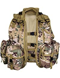 Highlander Tactical Cadet Assault Vest MultiCam