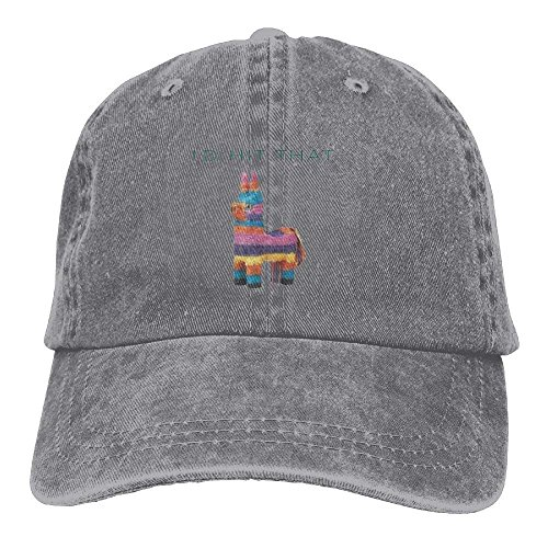 Fashion Home I'd Hit That Funny Pinata Snapback Cotton Cap