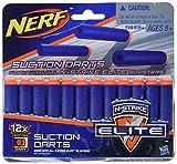 #8: Nerf N Strike Elite Universal Suction Dart (Pack of 12)