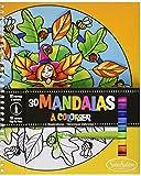 Best Livres à colorier pour les filles - Sentosphere–09102–Livre à Colorier Mandalas, 30Image modèles et 12feutres Review
