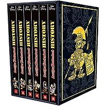 Lustiges Taschenbuch History Box: Band 01 - 06