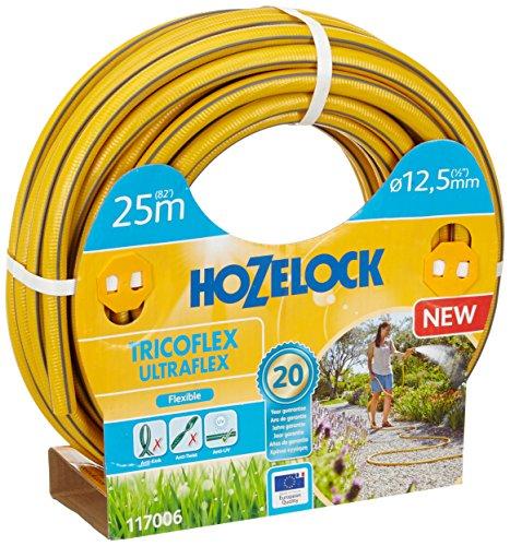 Hozelock 117006 Tuyau 25m diam 12,5 mm Tricoflex Ultraflex