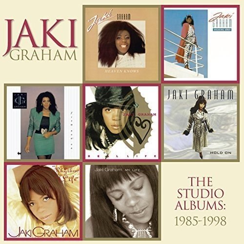 Jaki Graham - The Studio Albums: 1985-1998