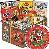 Santa | Süssigkeiten Geschenk | Ossi Produkte | Geschenkeset Weihnachten für Mama