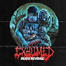Death Revenge (Black Lp+Mp3) [Vinyl LP]