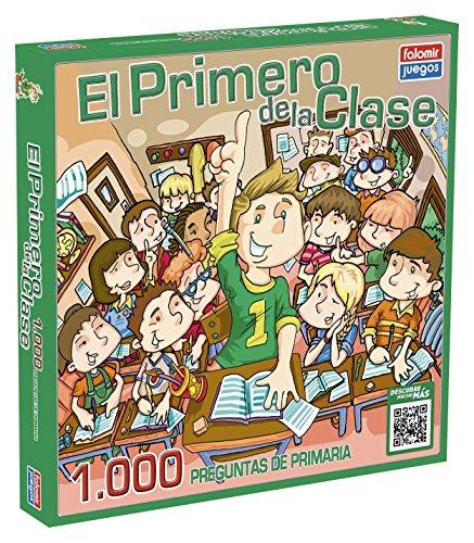Falomir 646460 - Juego El 1º De La Clase 1000