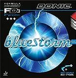 Donic Bluestorm Z2, 2.1 mm rot, Tischtennis Belag, Table Tennis Rubber