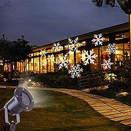 Proiettore Luci Natalizie Opinioni.Decorazioni Luci Di Natale Slitta Luminosa 3d Led 60x35x30h Tubo 8