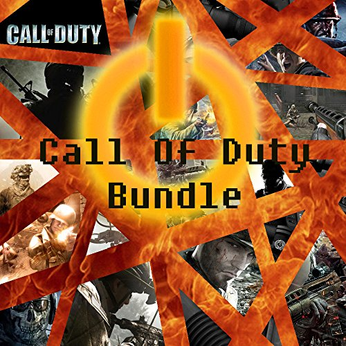 Call of Duty Game Save Bundle for PS3, Wii & DS - Black Ops, World at War, Modern Warfare 2, 3 & more (Ps3 Of Bundle Call Duty)
