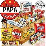 Geschenk für Papa - Süße Geschenk Box für Papa - DDR Geschenk Set + DDR Waren