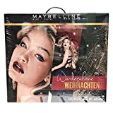 MAYBELLINE NEW YORK BEAUTY ADVENTSKALENDER MAKE IT HAPPEN FÜR DAMEN 2017