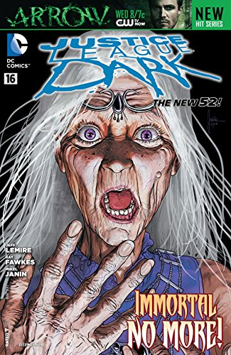 Justice League Dark #16 First Appearance of the Infernal Core from Syfy's Face Off Challenge (Justice League Dark)