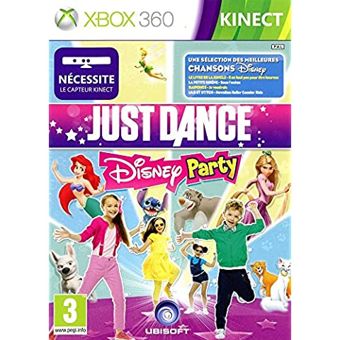 Just dance : disney party (jeu Kinect) [Importación francesa]