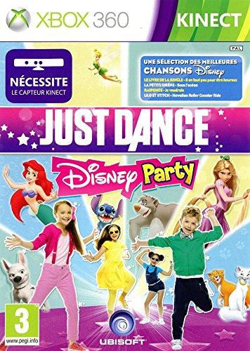 X-Box 360 - Just Dance Disney Party (fr) (1 GAMES) (Xbox 360-just Dance Disney)