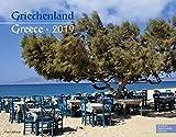 Griechenland 2019 Großformat-Kalender 58 x 45,5 cm: Greece 2019
