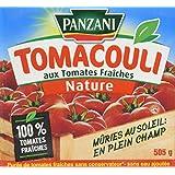 Panzani Sauce Tomacouli Nature 505 g