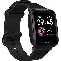 Amazfit Bip U Smartwatch 1,43 Zoll Fitness Uhr mit 60+ Sportmodi, Herzfrequenzmessung, Aktivitätstracker, Schlafindex…