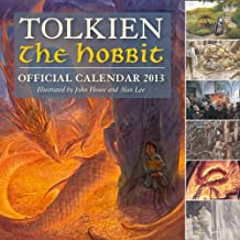 Tolkien Calendar 2013: Illustrated by John Howe and Alan Lee