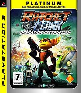Ratchet & Clank: Opération destruction - édition platinum